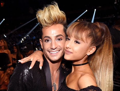 Ariana Grande's Brother Frankie Says The Future Could Hold Another Collaboration