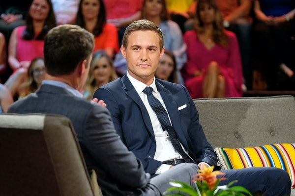 Peter Weber on 'The Bachelor'