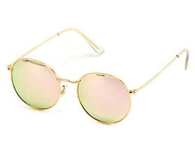 WearMe Pro Round Trendy Sunglasses