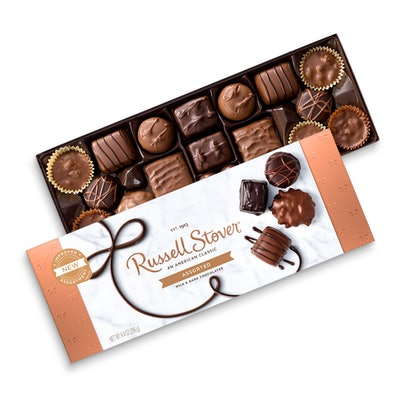 Russell Stover Assorted Chocolates, 9.4 oz. Box