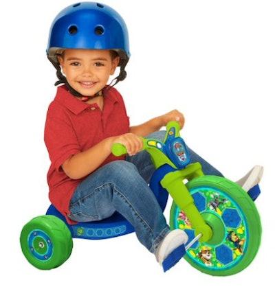 PAW Patrol Code Paw Fly Wheels Junior Cruiser Trike
