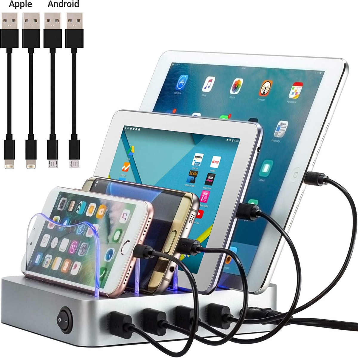 Simicore Smart Charging Station