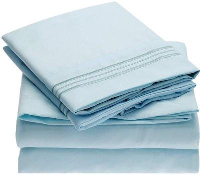Mellanni Sheet Set-Brushed Microfiber 1800 Bedding