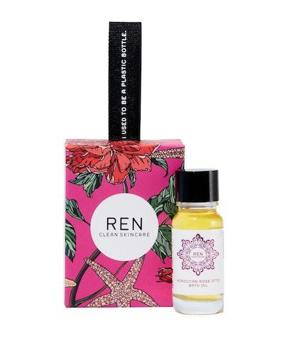 Ren Clean Skincare Moroccan Rose Otto Bath Oil Stocking Filler