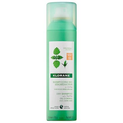 Klorane Dry Shampoo with Nettle for Dark Hair