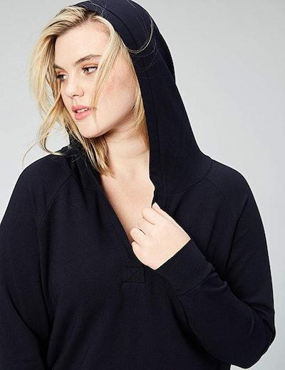 Amazon Brand - Daily Ritual Women's Hooded Henley