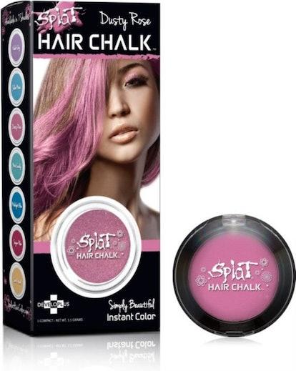 """Splat Hair Chalk in """"Dusty Rose"""""""