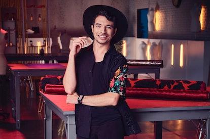 Alan Gonzalez from Project Runway Season 18