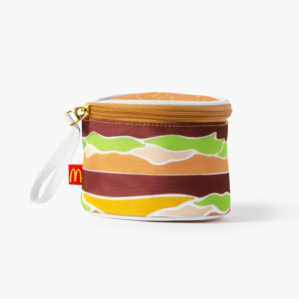 McDonald's Golden Arches Unlimited sandwich bag