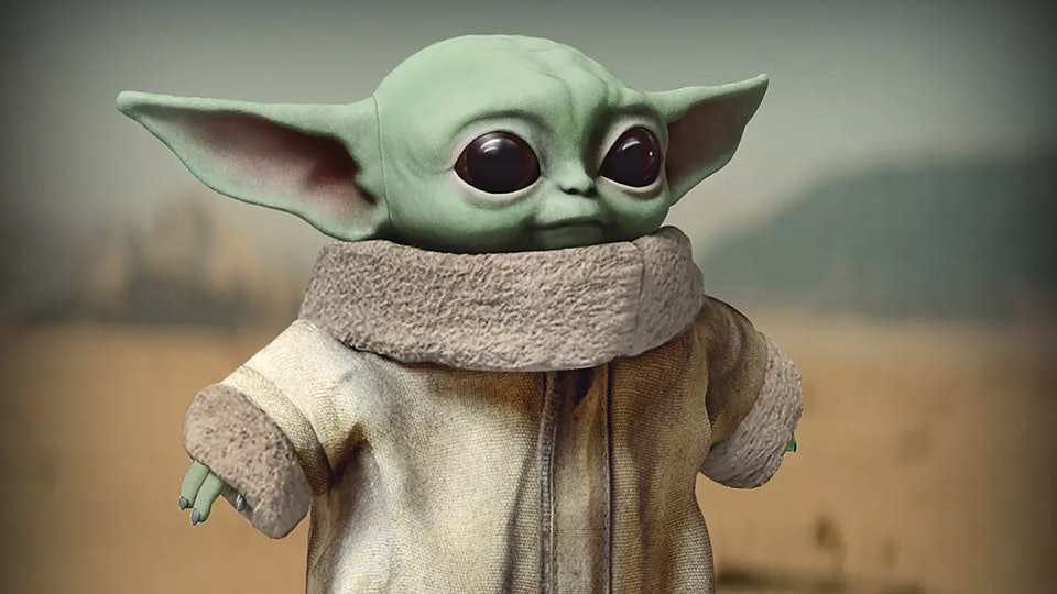Baby Yoda merch is now available for pre-order.