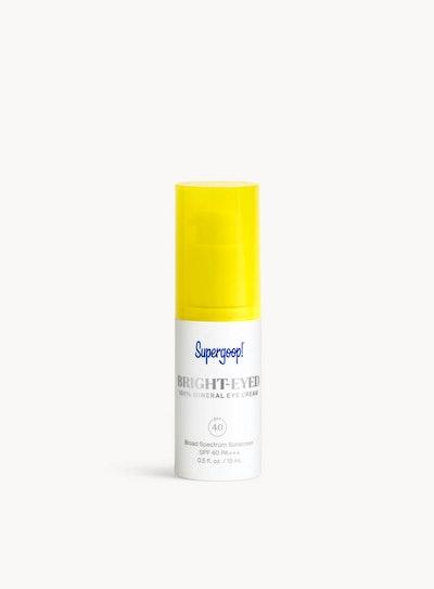 Bright-Eyed 100% Mineral Eye Cream SPF 40