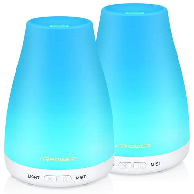 URPOWER Essential Oil Diffuser (2-Pack)