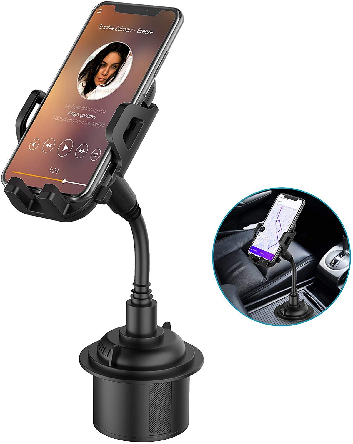 Outsolidep Car Phone Mount