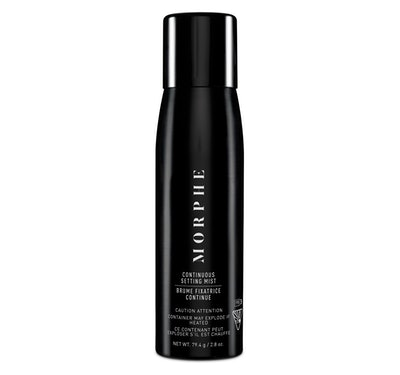 Morphe Continuous Setting Spray