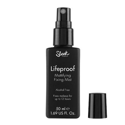 Sleek MakeUp Lifeproof Mattifying Fixing Mist