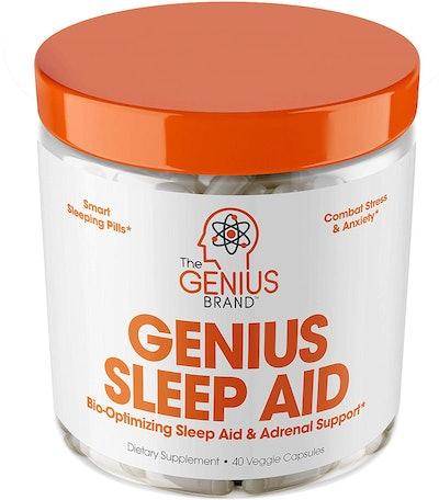 The Genius Brand Sleep Aid Pills (40 Count)