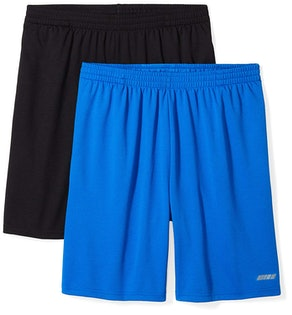 Amazon Essentials Gym Shorts, 2 Pack