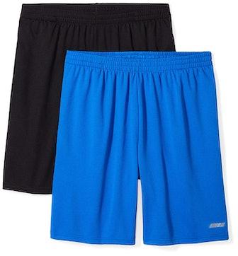 Amazon Essentials Gym Shorts, 2 Pack