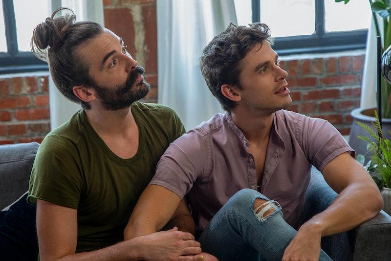 PICTURED Jonathan Van Ness, Antoni Porowski in Queer Eye