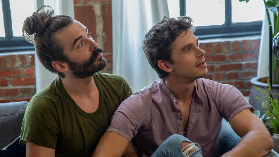 PICTURED Jonathan Van Ness, Antoni Porowski in Queer Eye