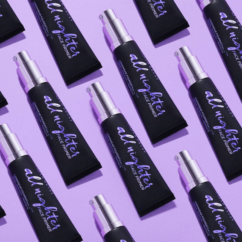 Urban Decay's new All Nighter Face Primer packaging