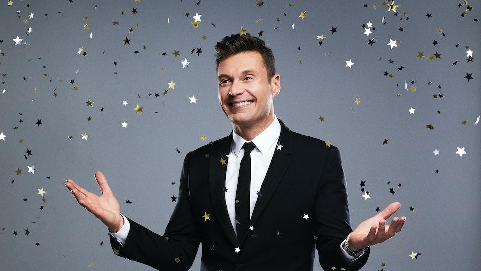 Ryan Seacrest will host 'Dick Clark's New Year's Rockin' Eve' 2020