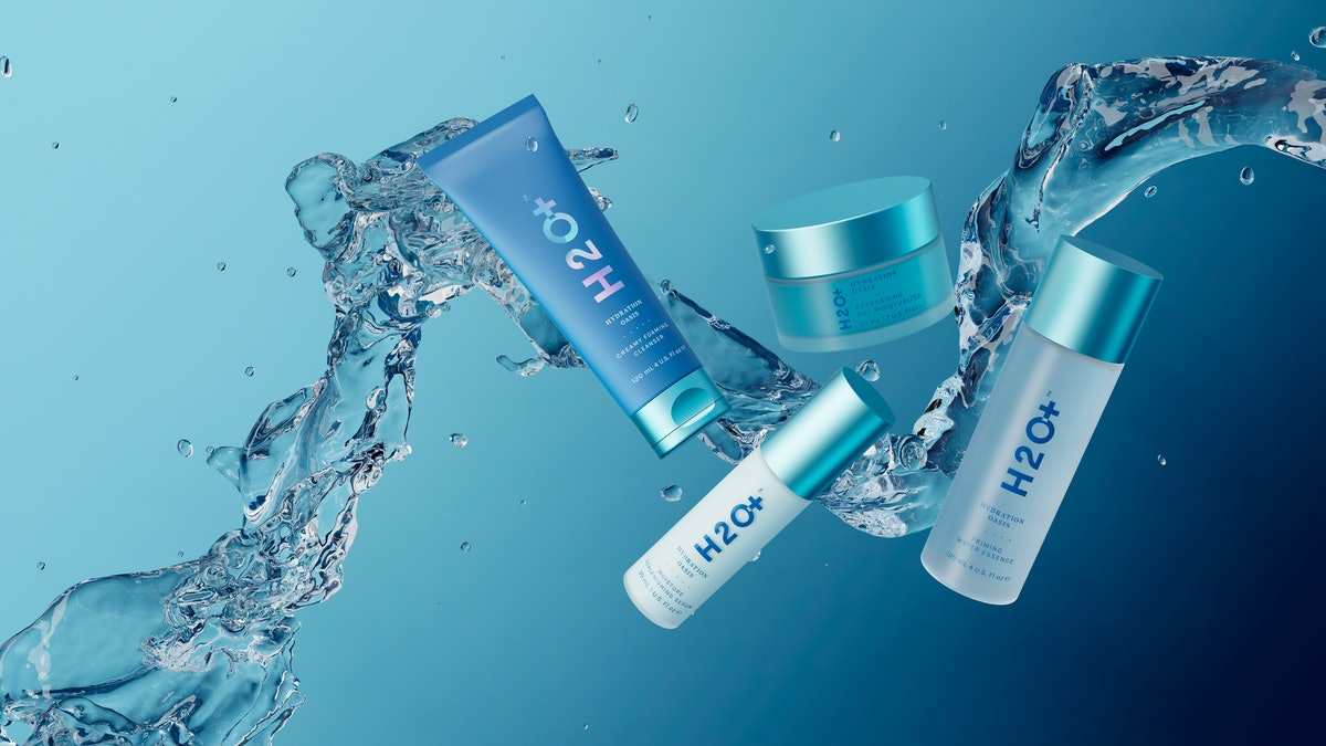 Hydration Oasis 4-Step System