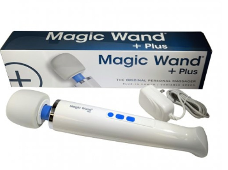 Photo of Magic Wand Plus, a bestselling sex toy that is worth the hype.