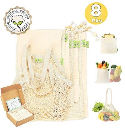 Eco Joy Reusable Produce Bags