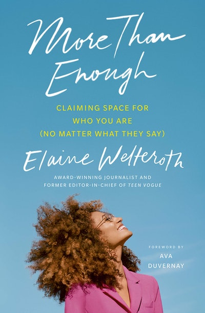 'More Than Enough' by Elaine Welteroth