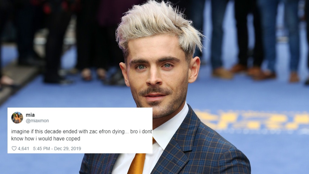 Zac Efron reportedly almost died while filming his new documentary series, 'Killing Zac Efron,' and the tweets about Zac Efron getting sick in Papua New Guinea all say the same thing.