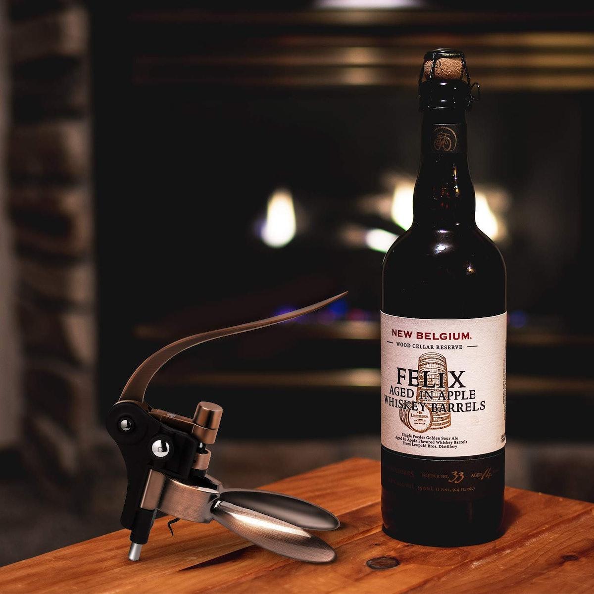 LM BODYCARE Wine Bottle Opener
