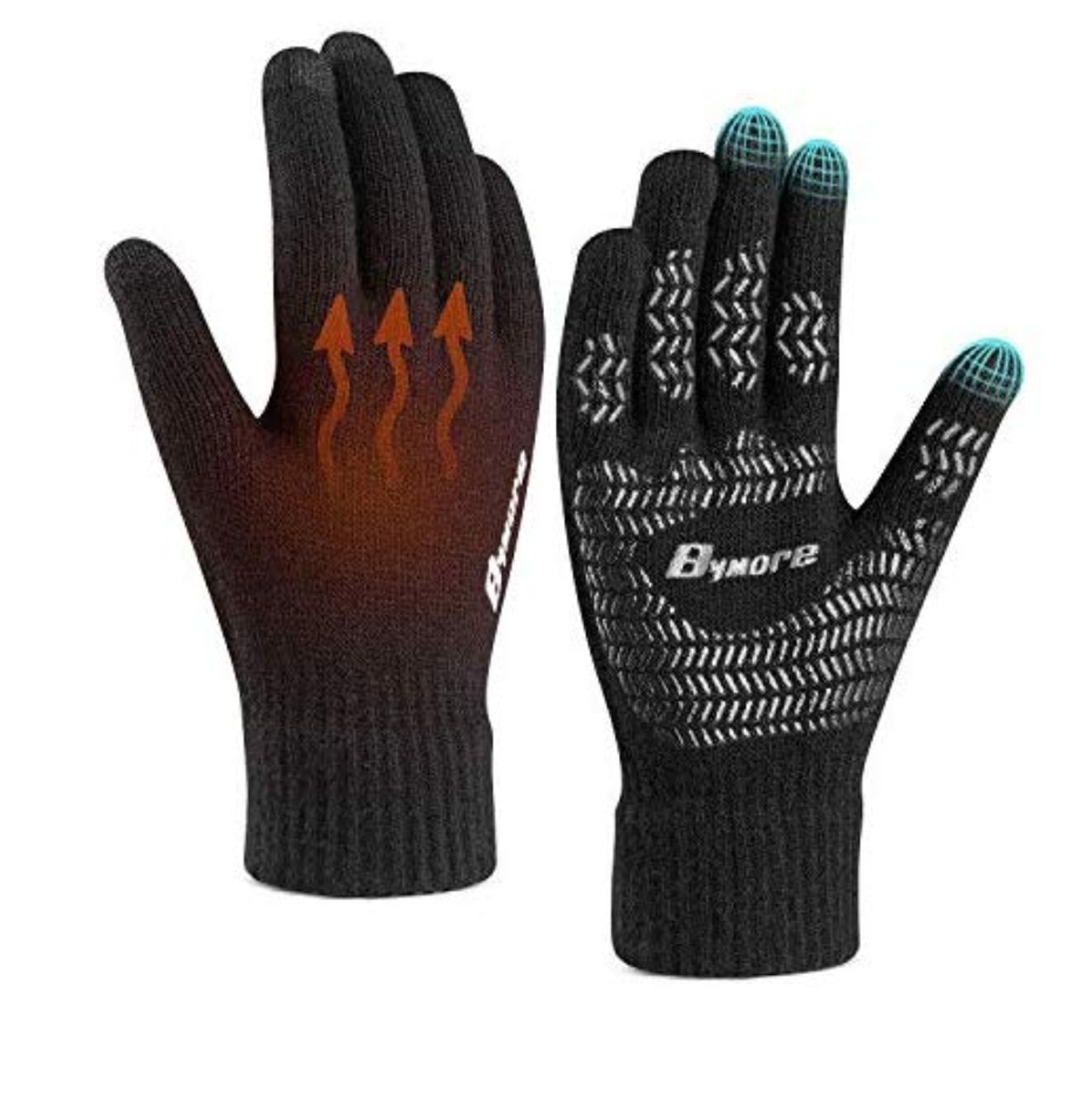 BYMORE Touchscreen Gloves
