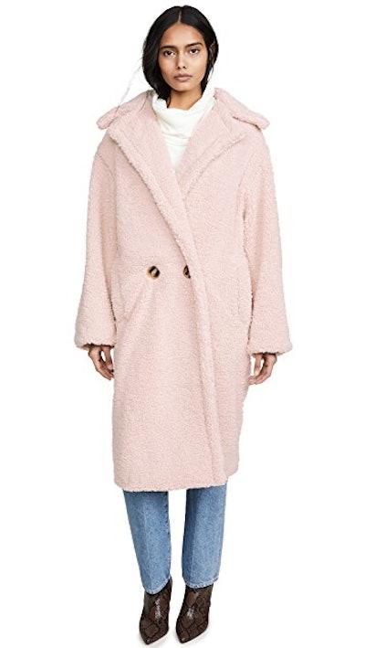 Daryna Faux Shearling Jacket