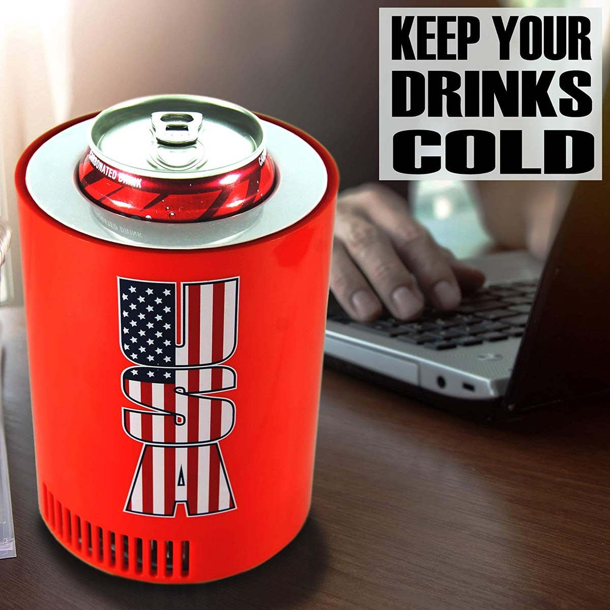 Guay Outdoors Can Cooler