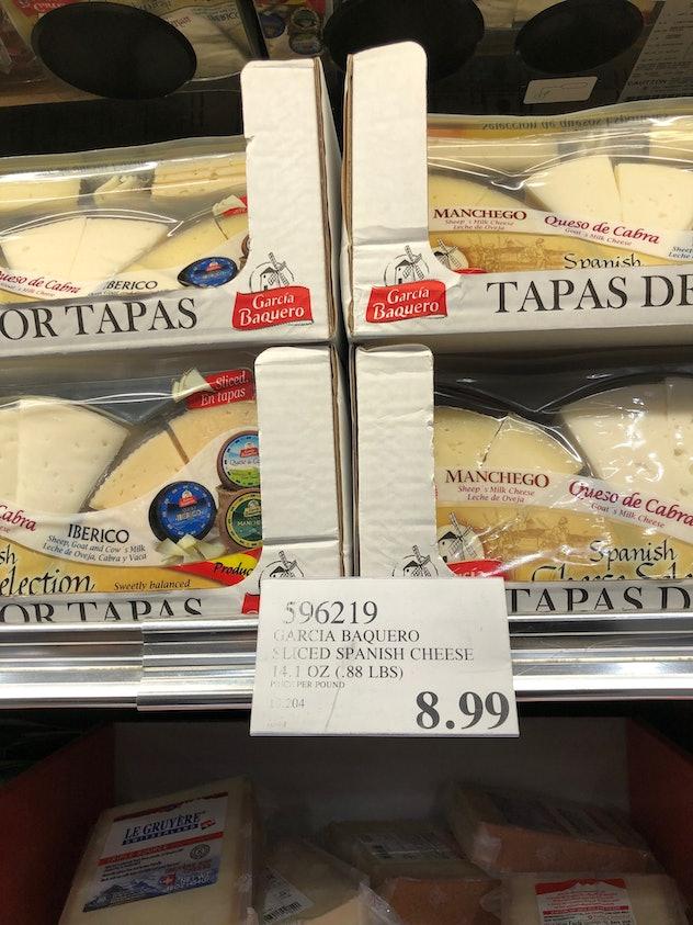 Cheese, glorious cheese.
