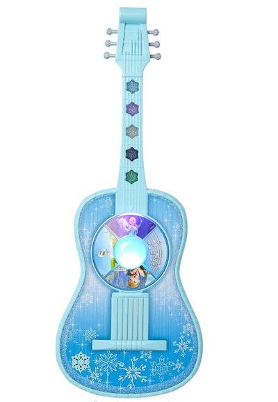 Frozen Magic Touch Guitar