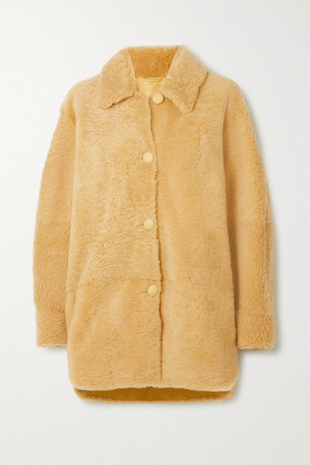 Sarvey Shearling Jacket