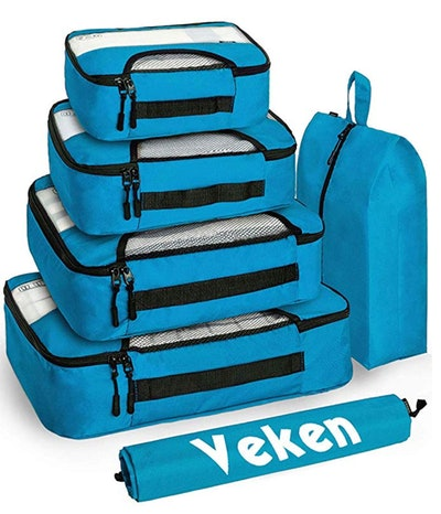 Veken Packing Cubes (6-Piece Set)