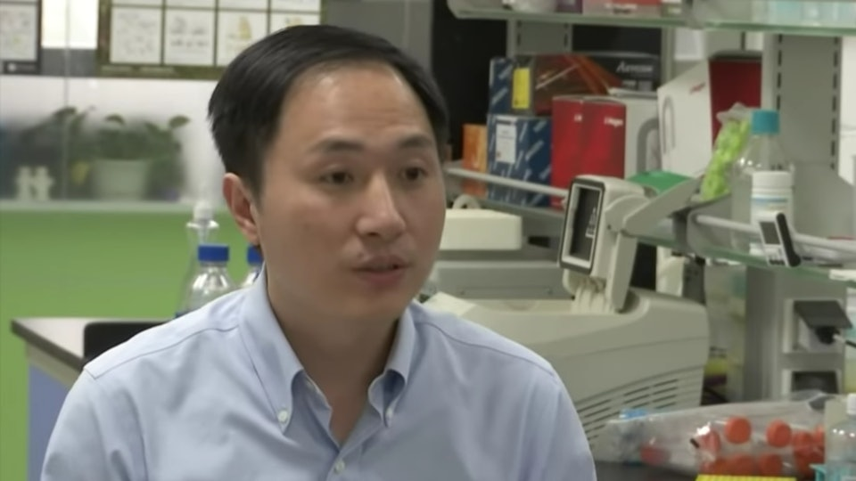He Jiankui, the scientist who claimed to create gene-edited babies, has been sentenced to three years in prison by a Chinese court.