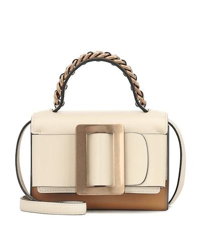 Fred Leather Shoulder Bag