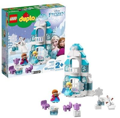 Disney's Frozen 2 Princess Frozen Ice Castle Set by LEGO Duplo