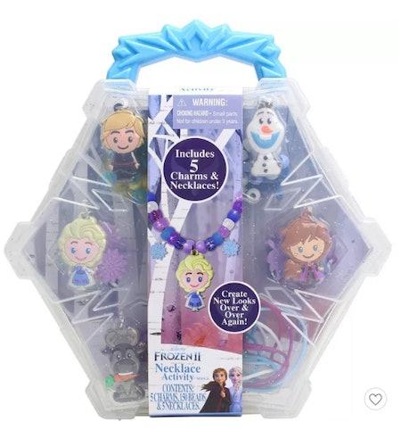 Disney Frozen 2 Necklace Activity Set