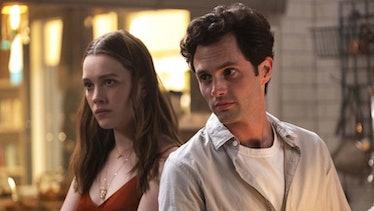 cast of 'You' Season 2