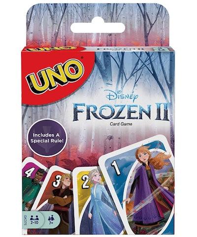 UNO: Disney Frozen 2 Card Game