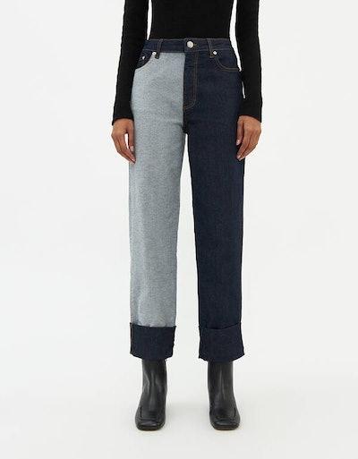 Nadeen Asymetrical Jean