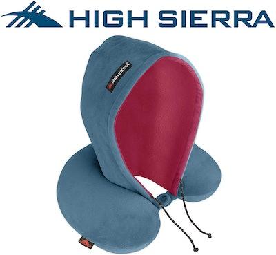 High Sierra HS1369 Hoodie Travel Pillow