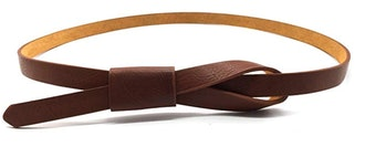 Maikun Womens Adjustable Leather Belt