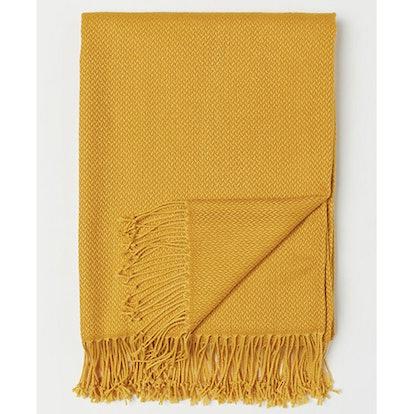 Jacquard Weave Throw