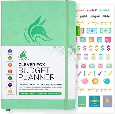 Clever Fox Budget Planner